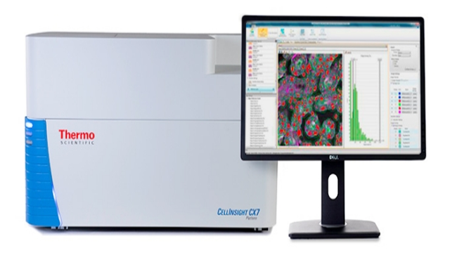 Thermo Scientific Cellinsight CX7 High Content Analysis System