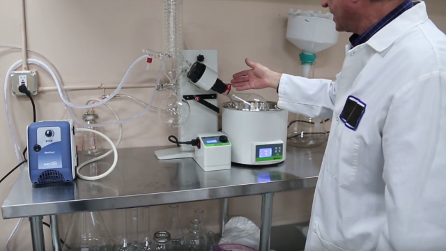 This is How THC is Concentrated During the Cannabis Extraction Process