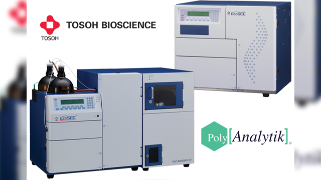 Tosoh Bioscience LLC Announces Partnership with PolyAnalytik Inc.