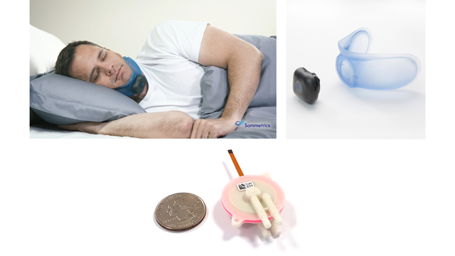 TTP Ventus Micropump Technology Enables Wearable Treatment for Sleep Apnea