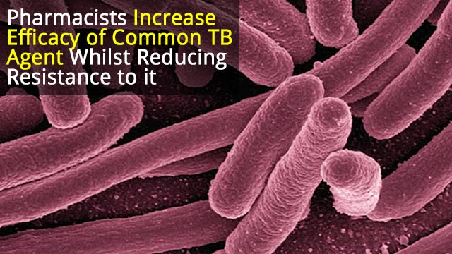 Tuberculosis: Pharmacists Develop Substance to Counteract Antimicrobial Resistance