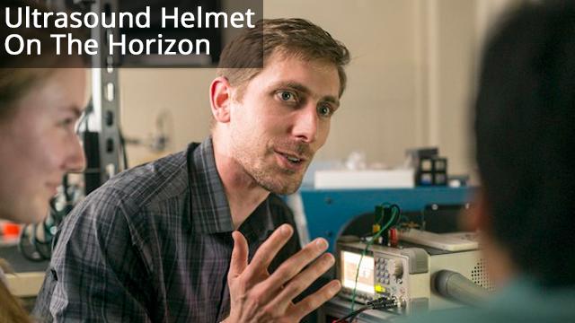 Ultrasound Helmet Could Revolutionise Brain Imaging, Brain Machine Interface