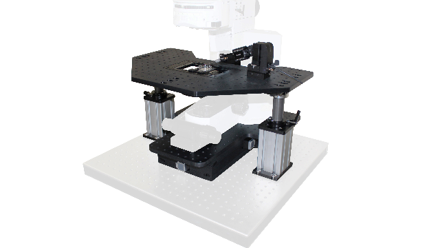 V-Deck: Ultra-Stable Electrophysiology and Imaging Platform