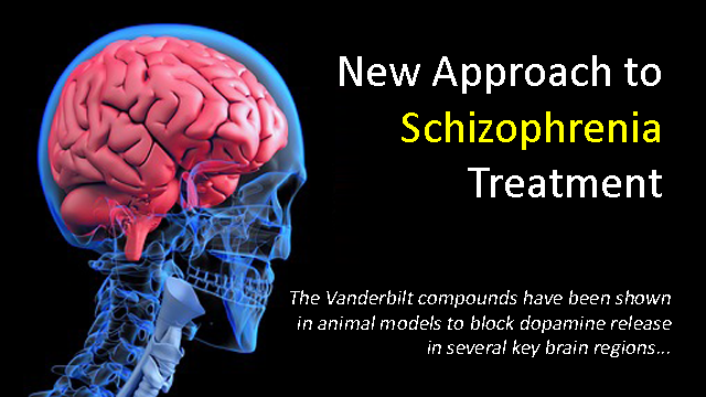 Vanderbilt and Lundbeck to Develop a Novel Approach for Treating Schizophrenia