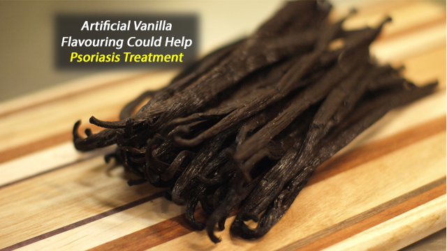 Vanilla Flavouring Could Help Psoriasis Treatment