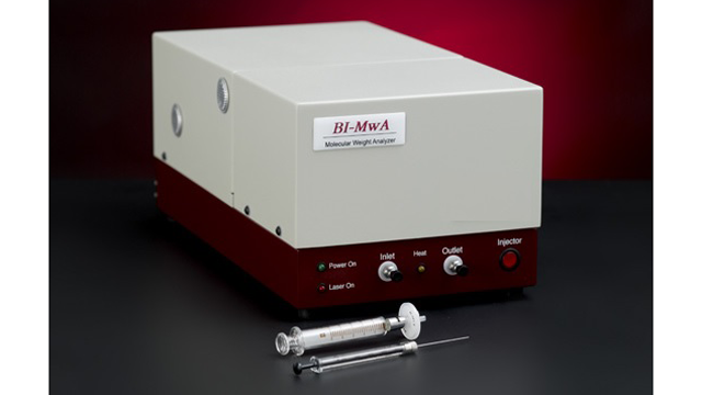 Versatile Analyser for Polymer & Protein Characterisation