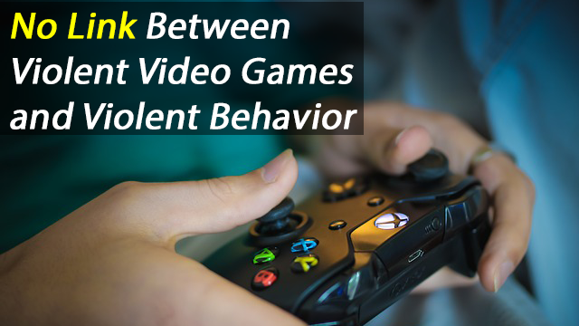 Violent Video Games Do Not Induce Violent Behaviour