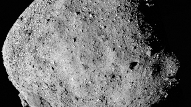 Water Identified on Asteroid