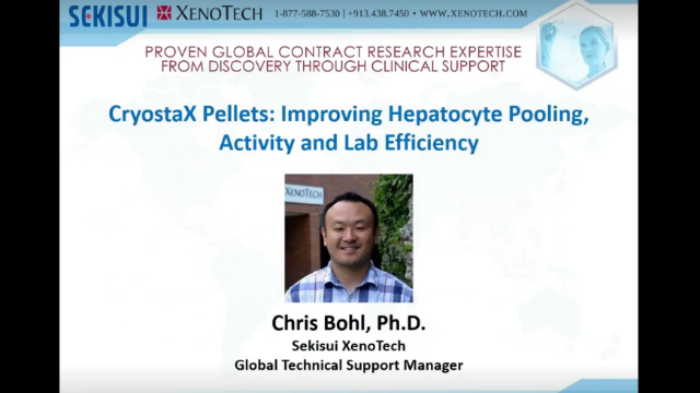 Improving hepatocyte activity, pooling and lab efficiency