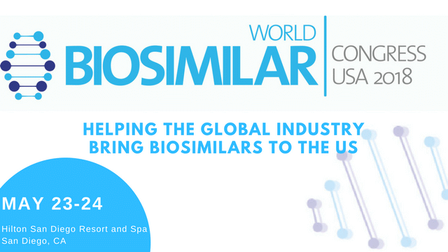 World Biosimilars Congress USA 2018