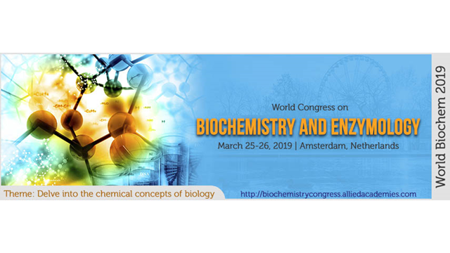 World congress on Biochemistry and Enzymology
