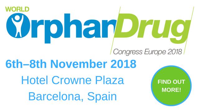 World Orphan Drug Congress 2018