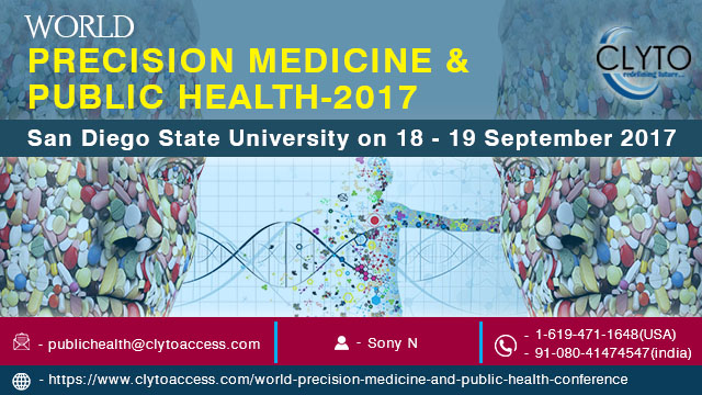 World Precision Medicine and Public Health Conference