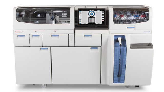 World's First Fully Integrated Laboratory Analyzer: A New Era of Clinical Mass Spectrometry