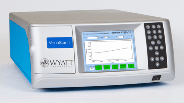 Wyatt Technology Launches ViscoStar III