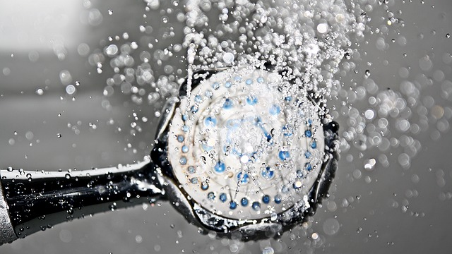 Your Shower Head Slime is Alive!