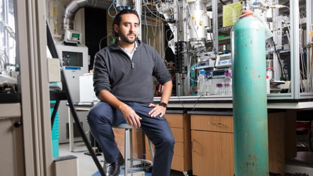 Yuriy Roman: A Chemical Engineer Pursuing Renewable Energy