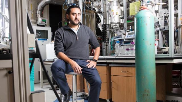 Yuriy Roman: A Chemical Engineer Pursuing Renewable Energy