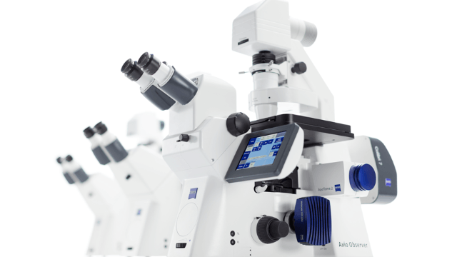 ZEISS Introduces New Inverted Microscope Platform for Life Science Research