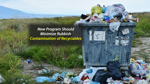 Zero Waste Program Minimises Contaminants in Recyclables