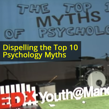 10 myths about psychology: debunked