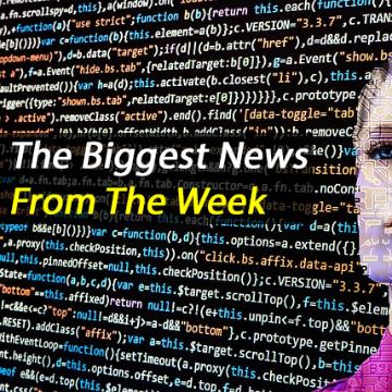 10 Things We Didn't Know Last Week - 20 October 2017