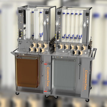$2.5M Contract Awarded to ChromaTan to Develop Continuous Purification Platform