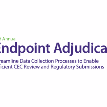3rd Annual Endpoint Adjudication