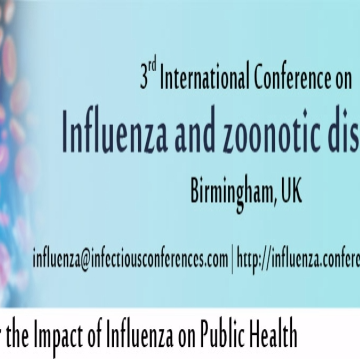 3rd International Conference on Influenza and Zoonotic Diseases