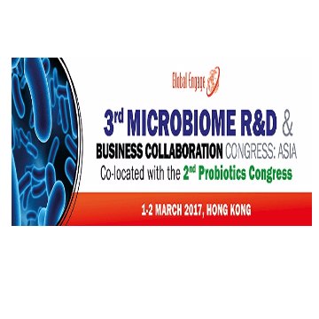 3rd Microbiome R&D and Business Collaboration Congress: Asia,
