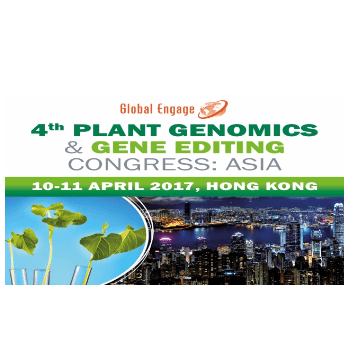 4th Plant Genomics Congress  & Gene Editing Congress: Asia