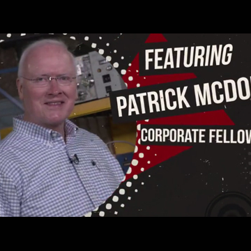 Behind the Science, S2-Ep1: Classic rock & HPLC with Pat McDonald