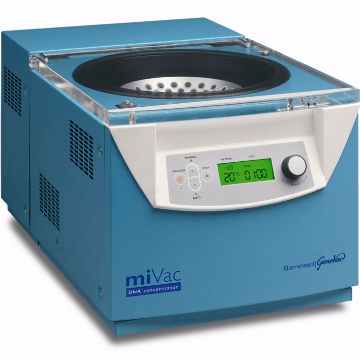 Benchtop Concentrator Enhances Forensic Sample Preparation