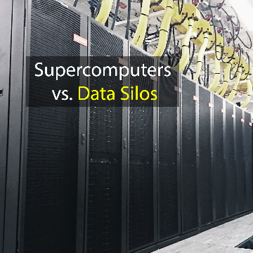 Can Supercomputers Break Down Data Silos?