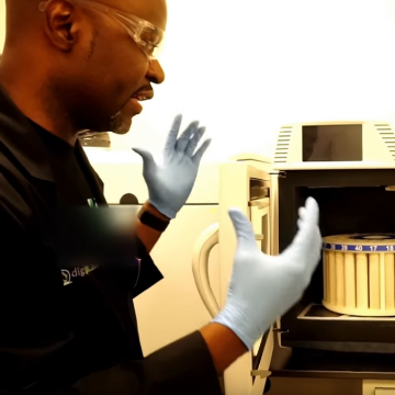Take a Tour of a Californian Cannabis Testing Lab