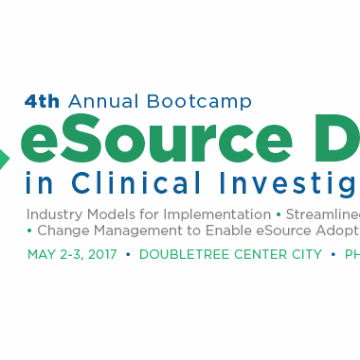 CBI's 4th Annual Bootcamp eSource Data in Clinical Investigations
