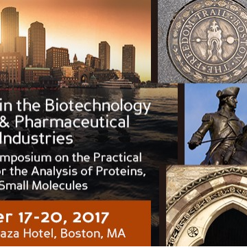 CE in the Biotechnology & Pharmaceutical Industries: 19th Symposium on the Practical Applications for the Analysis of Proteins, Nucleotides and Small Molecules