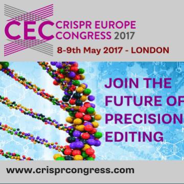 CRISPR Europe Congress 2017