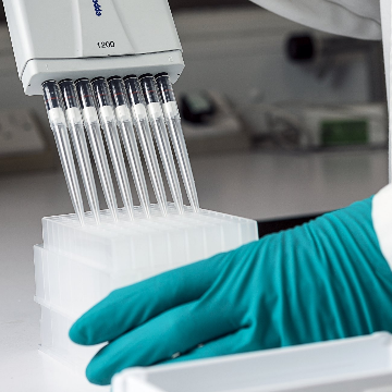 Fast LC/MS Sample Preparation Microplate