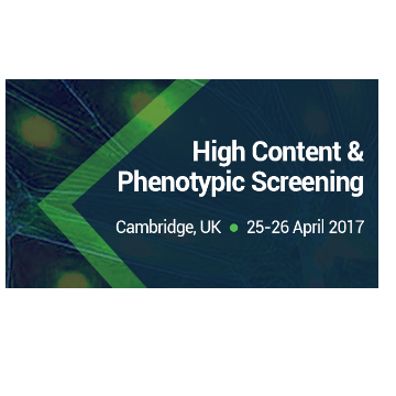 High Content & Phenotypic Screening 2017