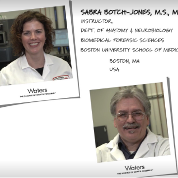 How 2D-LC is used in forensic science at Boston U. Medical School | Behind the Science, S3 Ep2