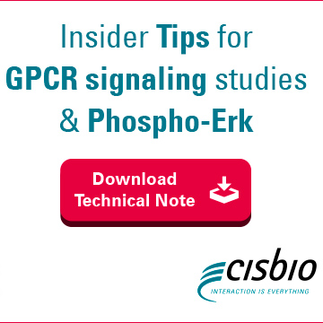 Insider Tips for GPCR signaling studies & phospho-Erk