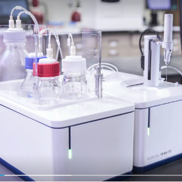 MicroCal PEAQ-ITC: The gold standard for measuring binding affinities