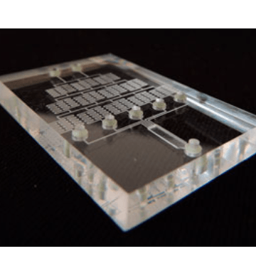 Modular Valve for Microfluidic Chips Developed