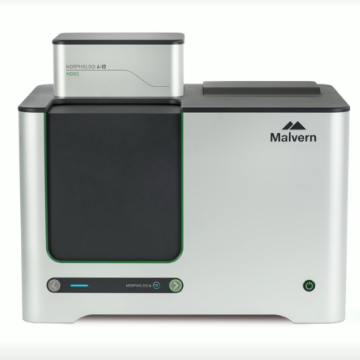 Morphologi 4-ID in action - Morphologically-Directed Raman Spectroscopy Technology
