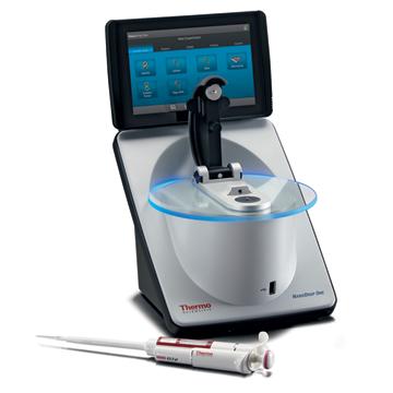 NanoDrop One Microvolume UV-Vis Spectrophotometer