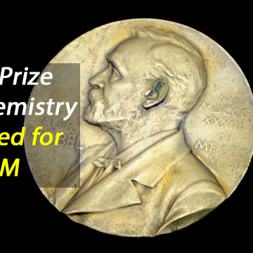Nobel Prize in Chemistry: Freezing molecules to solve their structure