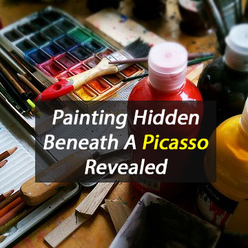 Painting Hidden Beneath a Picasso Revealed