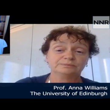 Prof. Anna Williams Discusses Her Research into Small Vessel Disease
