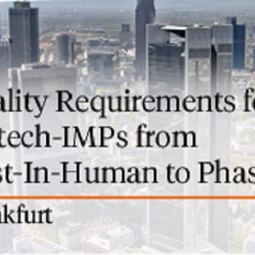 Quality Requirements for Biotech Products from First-In-Human to Phase III